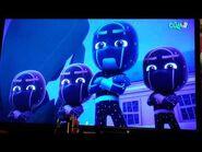 PJ Masks Clip (Irish)