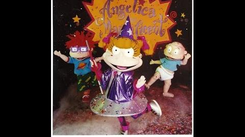 Rugrats Magic Adventure (Ride POV)