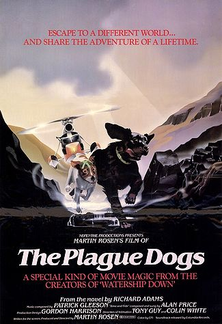The Plague Dogs (Original Uncut Version; 1982)