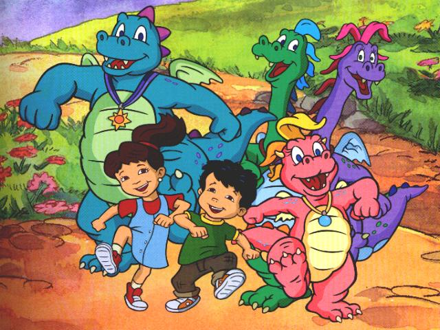 Parent Tales from Dragon Tales
