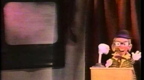 """Shining Time Station """"Tribute to JJ Silvers"""" (Found VHS)"""