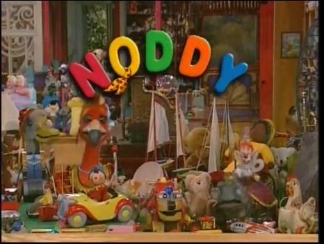 The Noddy Shop (Found 1998 Canadian Noddy Spinoff)