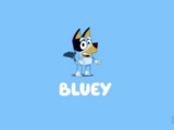 Bluey (Partially Found Pilot Episodes, 2016 and 2017)