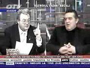 Scandal intre Vadim Tudor si Gigi Becali la Otv