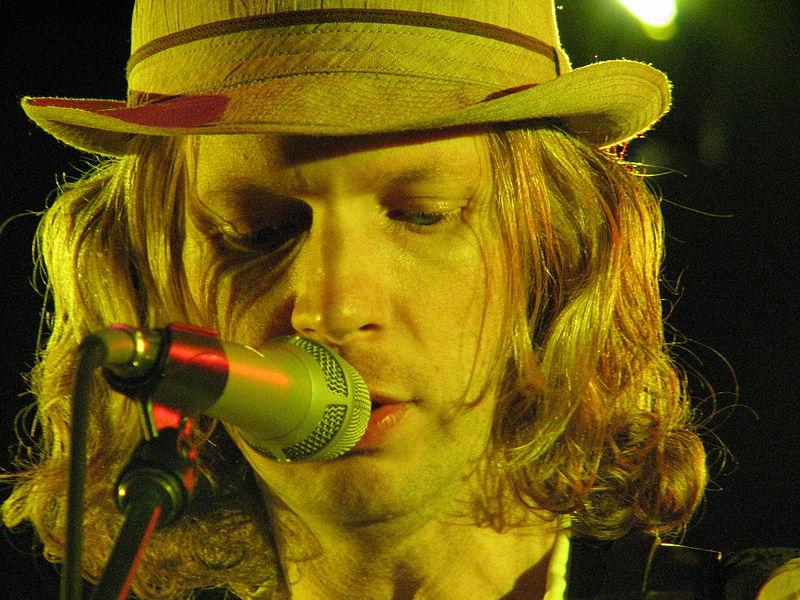 Beck EVOL (missing cover album)