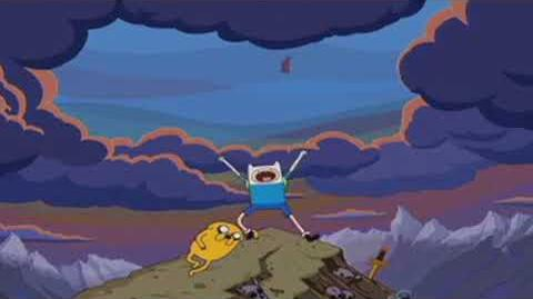 Adventure Time (Lost Tagalog Dub)