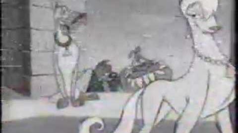 Hound Town (1989 Rare Pilot)