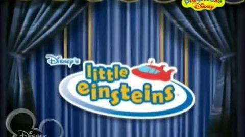 Little Einsteins (Rare Hungarian Dub)