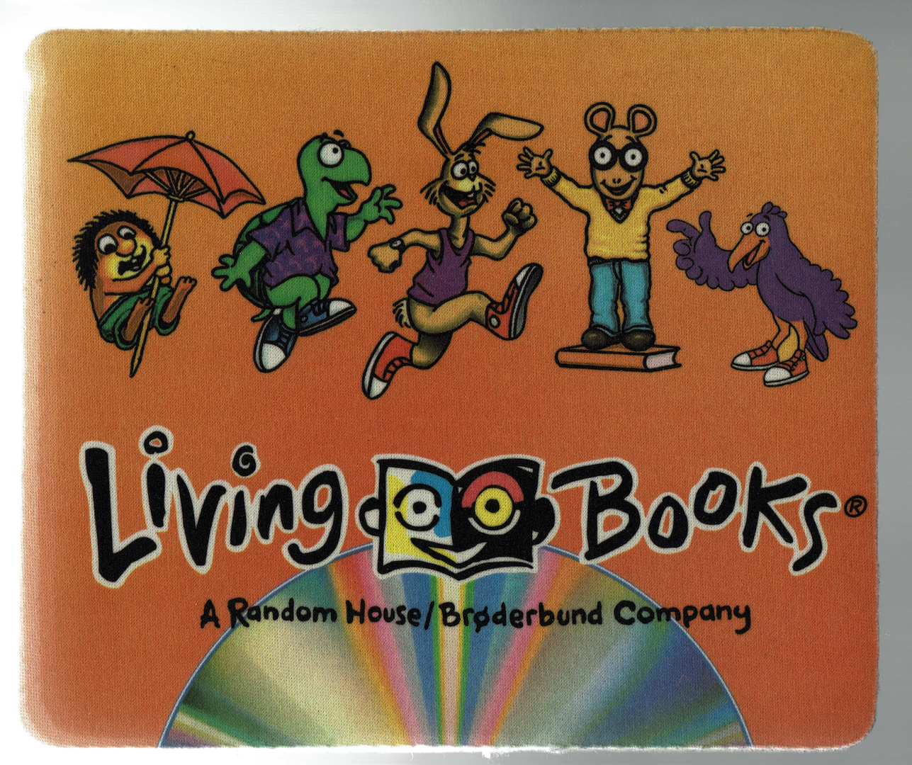 Living Books series (various versions, platforms and re-issues)