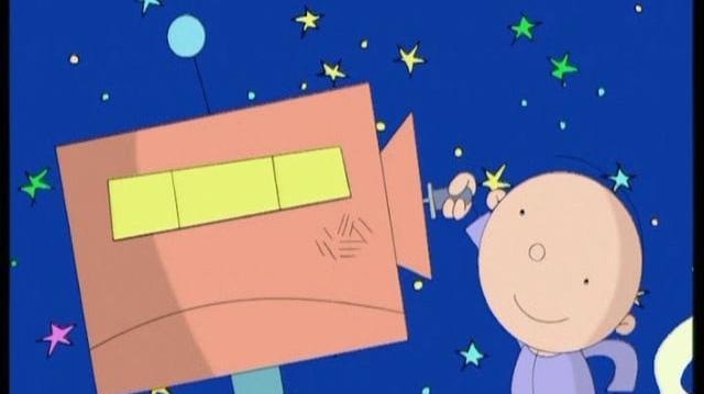 Billy (partially found children's series, 1999?)