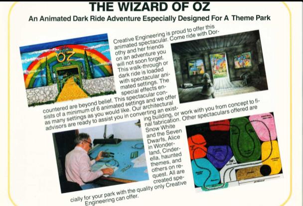 Wizard of oz show (CEI)