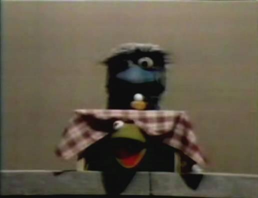 Kermit's Between Lecture (1969 Sesame Street Sketch)