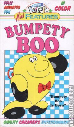 Bumpety Boo Is Born VHS Front Cover.jpg