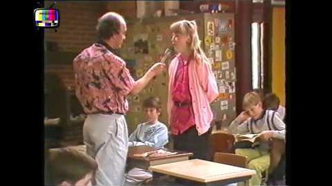 Nederland 2 - Einde 'Sesamstraat' Volledige aflevering 'NOS Jeugdjournaal' (26-04-1985)