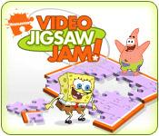 Nick Video Jigsaw Jam! (2006 Nick Arcade game)