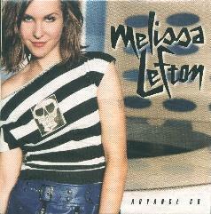 Melicious (Melissa Lefton 2001 Unreleased Album)