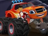 Blaze And The Monster Machines (Lost unaired pilot 2012)