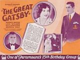 The Great Gatsby (Partially Found 1926 Film)