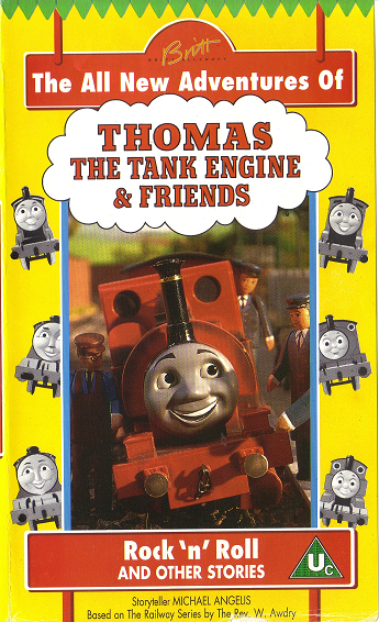 Thomas And Friends Season 4 (found Michael Angelis Early narrations, 1994)