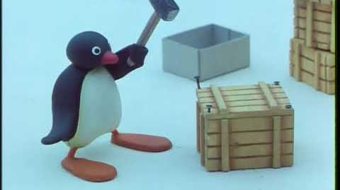 Pingu Goes to the Studio (lost tv special)