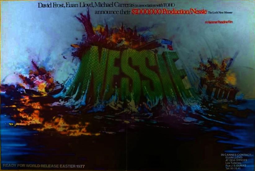 Nessie (partially found cancelled sci-fi film)
