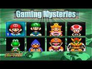 Gaming Mysteries- Super Mario Kart R Beta (N64)