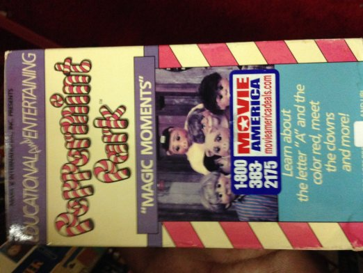 Peppermint Park (Found 1980's Direct-to-VHS Series)