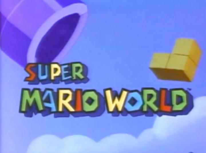Super Mario World (Lost German/Deutsch Dub)