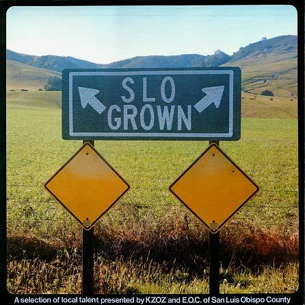SLO Grown (partly lost Album)