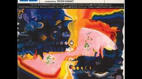 "The Moody Blues Album ""Days of Future Passed"" (Found Alternate 1967 Vinyl Mix)"