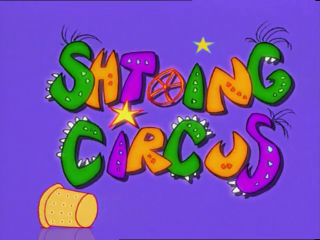 Shtoing Circus (2003 French animated series)