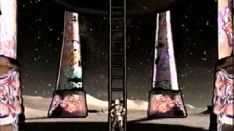 Youri, the Spaceman (2002 CGI Animated Series)