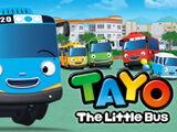 تايو الباص الصغير (Tayo the Little Bus Lost Arabic Dub of Seasons 4-5)