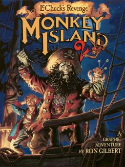 Monkey Island 2: LeChuck's Revenge (Deleted Scene; 1991)