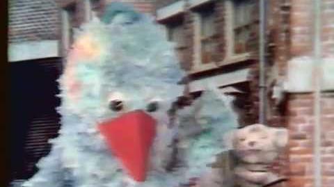 Nos Sesamstraat fragment 1979