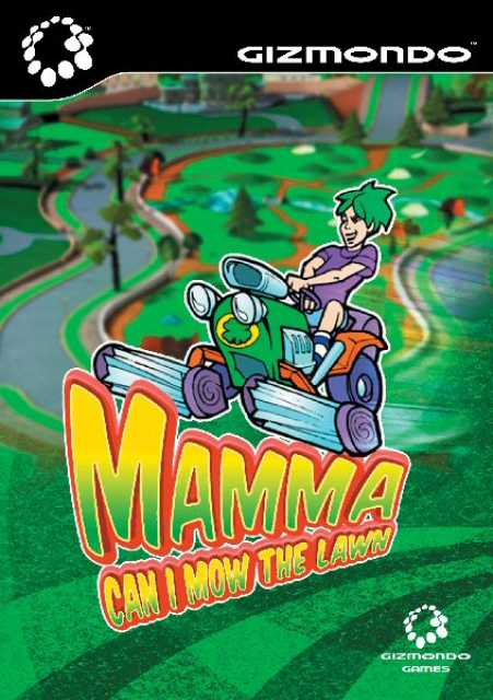 Momma Can I Mow The Lawn? (Canceled Gizmondo Game)