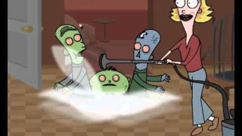 Meet The Moores (2002-2003? Nicktoons UK short series)