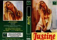 Justine 1979 vhs