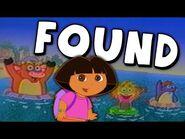 Lost Dora the Explorer Pilot FOUND!