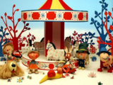 The Magic Roundabout (partially found French stop-motion animated series; 1963-1995)