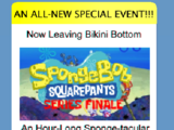 Now Leaving Bikini Bottom (cancelled finale to SpongeBob SquarePants)