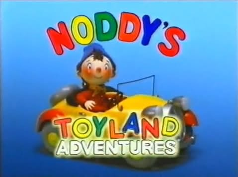 おもちゃの国のノディ (Noddy's Toyland Adventures Japanese Dub)