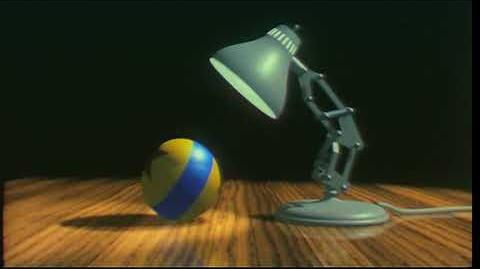 Luxo Jr. 3D (found animation)