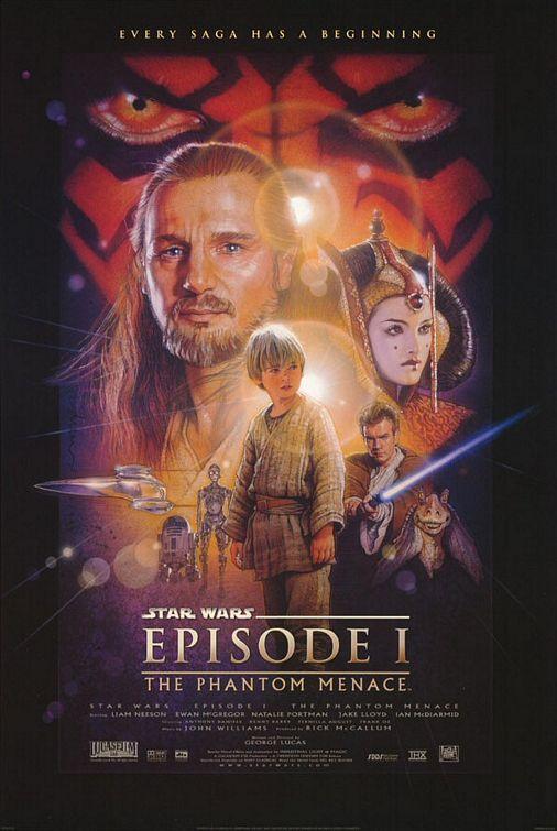 Star Wars: The Phantom Menace (Lost Scenes, 1999)