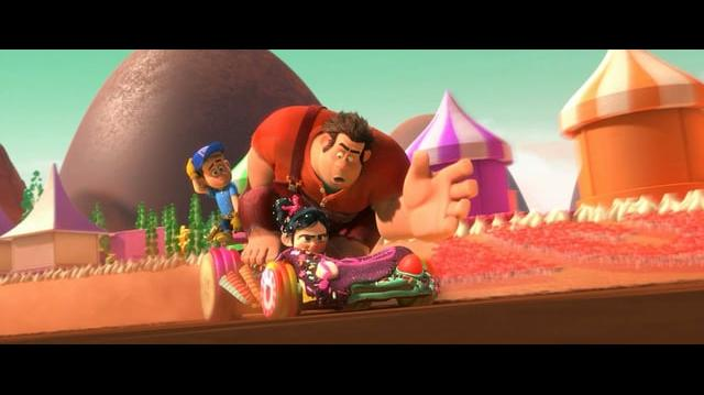 """Wreck-It Ralph"" Animation Reel - Andrew Chesworth"