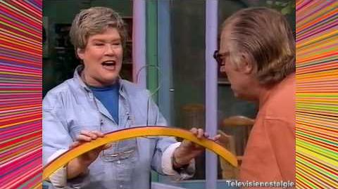 Sesamstraat aflevering ''Meneer Aart en de kleerhanger'' (1992)