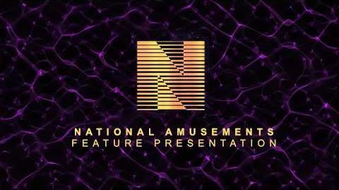 FAN-MADE RECREATION National Amusements - Feature Presentation (2000?-)
