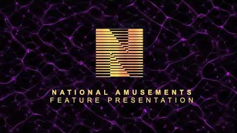 National Amusements (2000's Feature Presentation, found Ident)