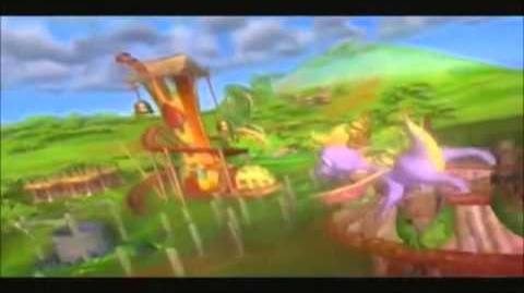 Spyro Ever After (Cancelled PC Game)