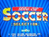 Seibu Cup Soccer(lost arcade game)